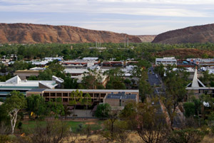 Photo: Alice Springs