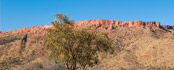 The MacDonnell Ranges