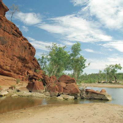 Finke Gorge National Park