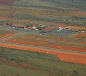 Photo: Ayers Rock Airport