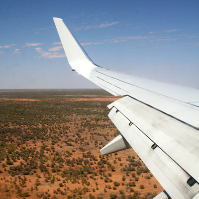 Flights to Uluru