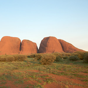 Australian Outback Destinations - the Olgas