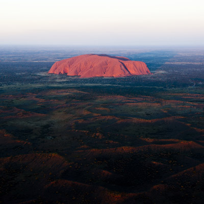 What is Uluru?