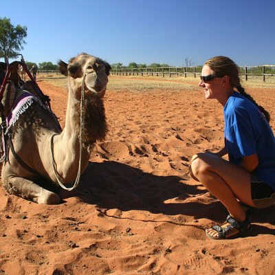 Alice Springs Camel Tours