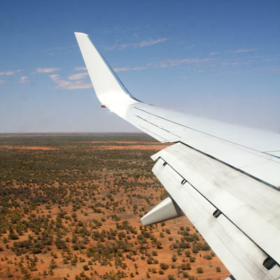 Scenic Flights in Alice Springs